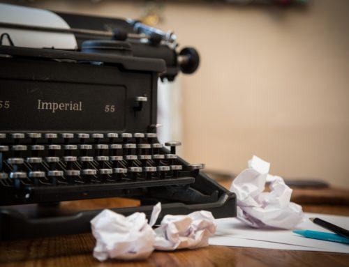Cinc passos per redactar un text