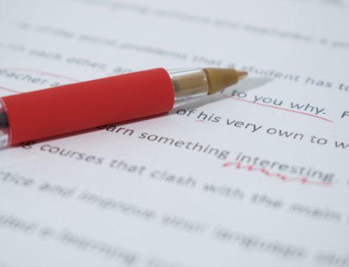 La feina de corrector i els tipus de correcció