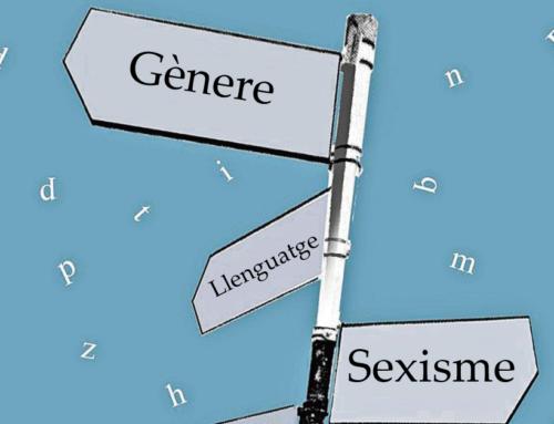 La llengua com a eina pel sexisme